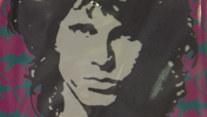 Doors front-man Jim Morrison iincited fans at a 1968 Chicago show to riot, believing police had abused them.