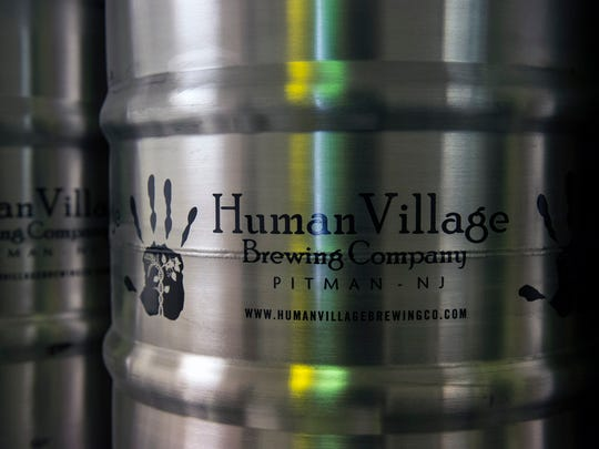 Human Village is one of eight South Jersey breweries brewing Resilience Butte County Proud IPA.