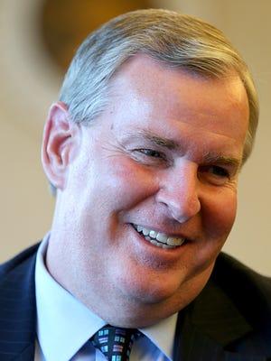 Former Indianapolis mayor Greg Ballard.