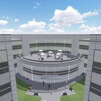 Photos: $27 million office proposed in West Des Moines