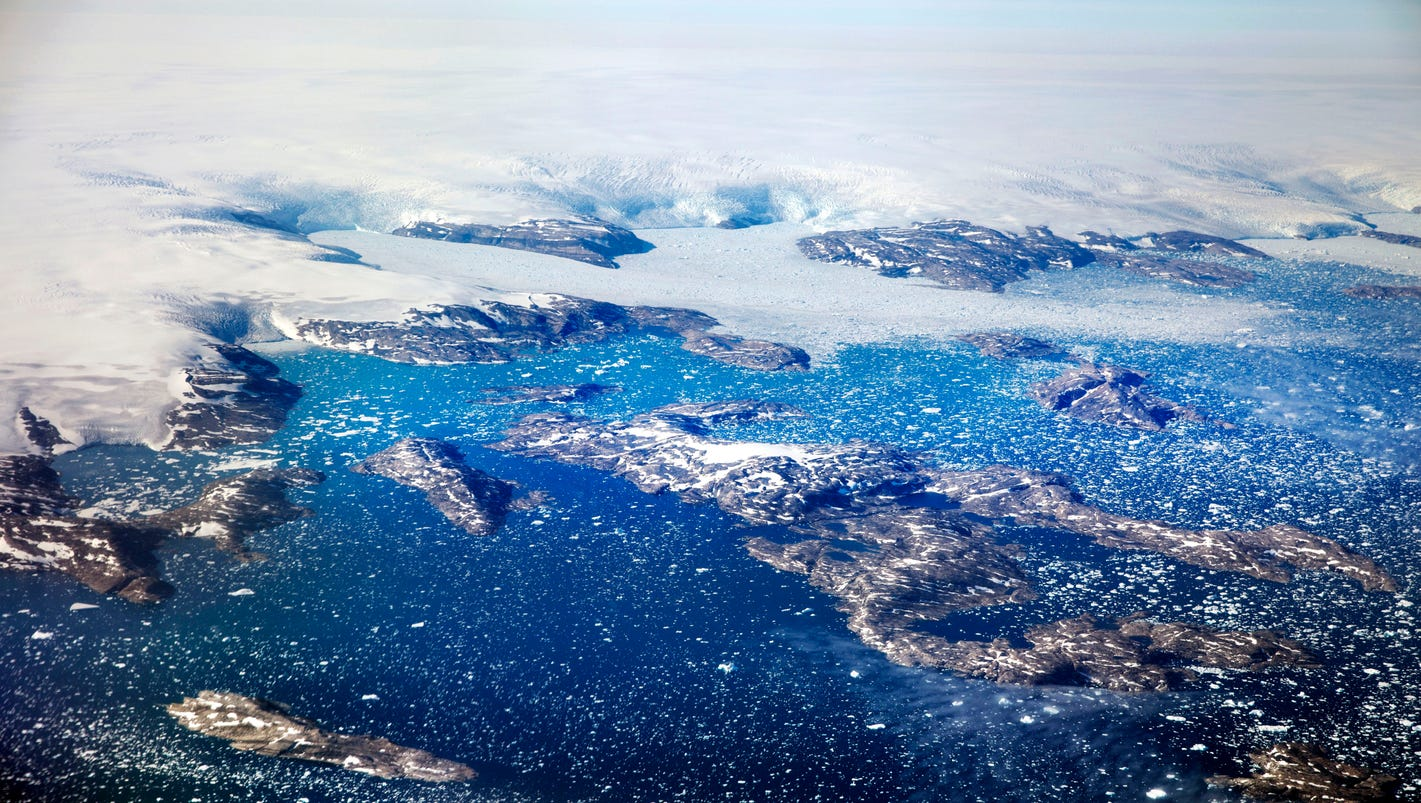 Fishermen in Greenland are doing better than ever. That might be thanks to climate change.