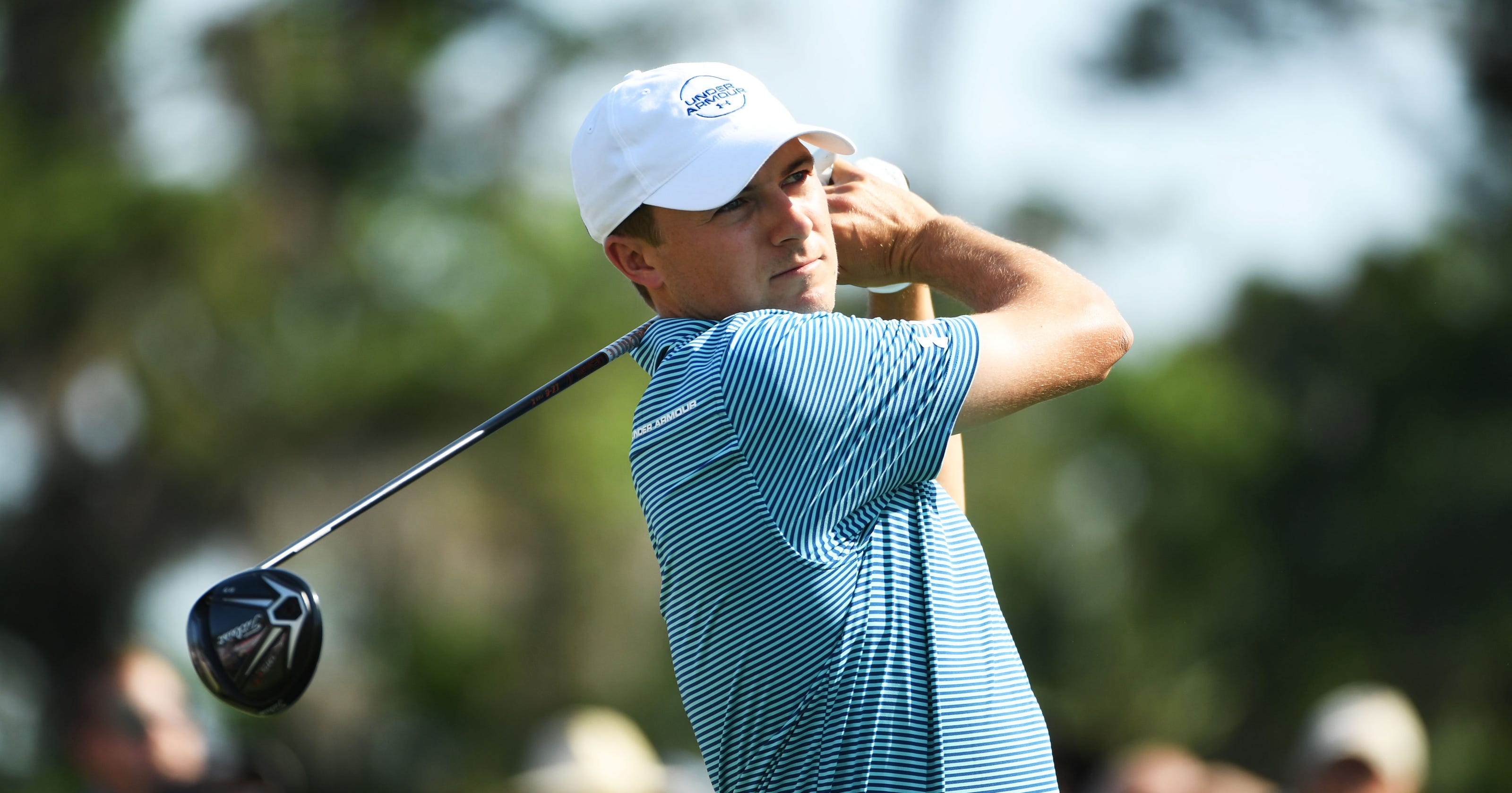 Jordan Spieth has disappointing 75 in first round at The Players  Championship 97eed39f1