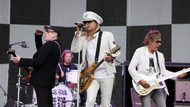 Hall of Fame voters, Cheap Trick wants you to want them.