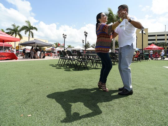 The Port St. Lucie City Center hosts a variety of annual events, including the San Juan Festival in September.