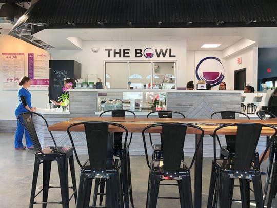 The Bowl recently launched its second location at 1200