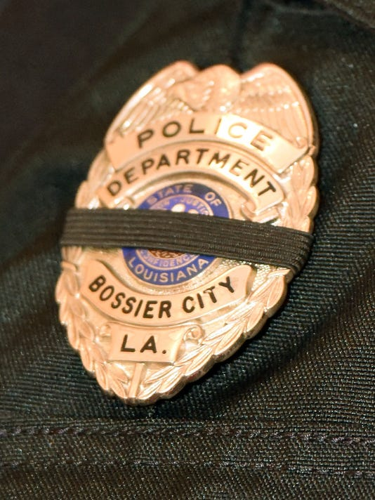 Prayer Service for Law Enforcement