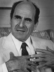 Dr. Henry Heimlich developed the Heimlich maneuver for treating choking victims.