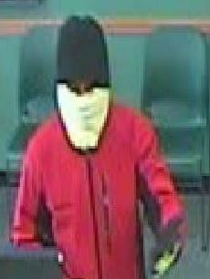 Police released images Friday of a Check 'n Go robbery suspect.