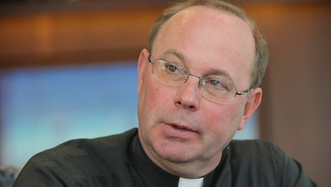 The Rev. Scott Pilarz died March 10 due to complications from ALS, also called Lou Gehrig's disease. He was a former president of Marquette University.