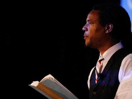 The Arts and Lectures at Downtown United Presbyterian Church includes MacArthur Fellowship recipient and Pulitzer Prize finalist Colson Whitehead on Oct. 9.