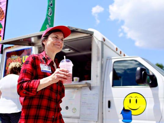 Healthier Food Truck Fridays