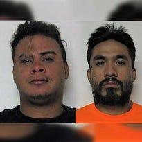 Jose Juan Sanchez Rojas, Dion Neeley Richard charged in purse snatching