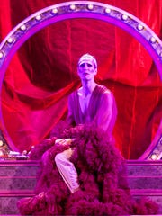 """Mark Junek in Tony Kushner's """"Angels in America, Part One: Millennium Approaches"""" at Actors Theatre of Louisville."""