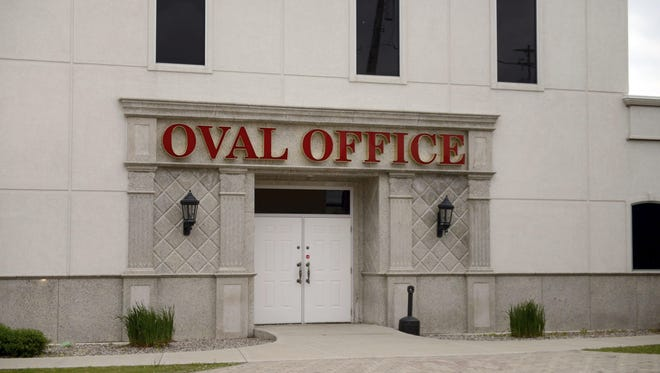 The Oval Office, 1100 Main St. A group that operates three other strip clubs in the state has a tentative offer to purchase the strip club.