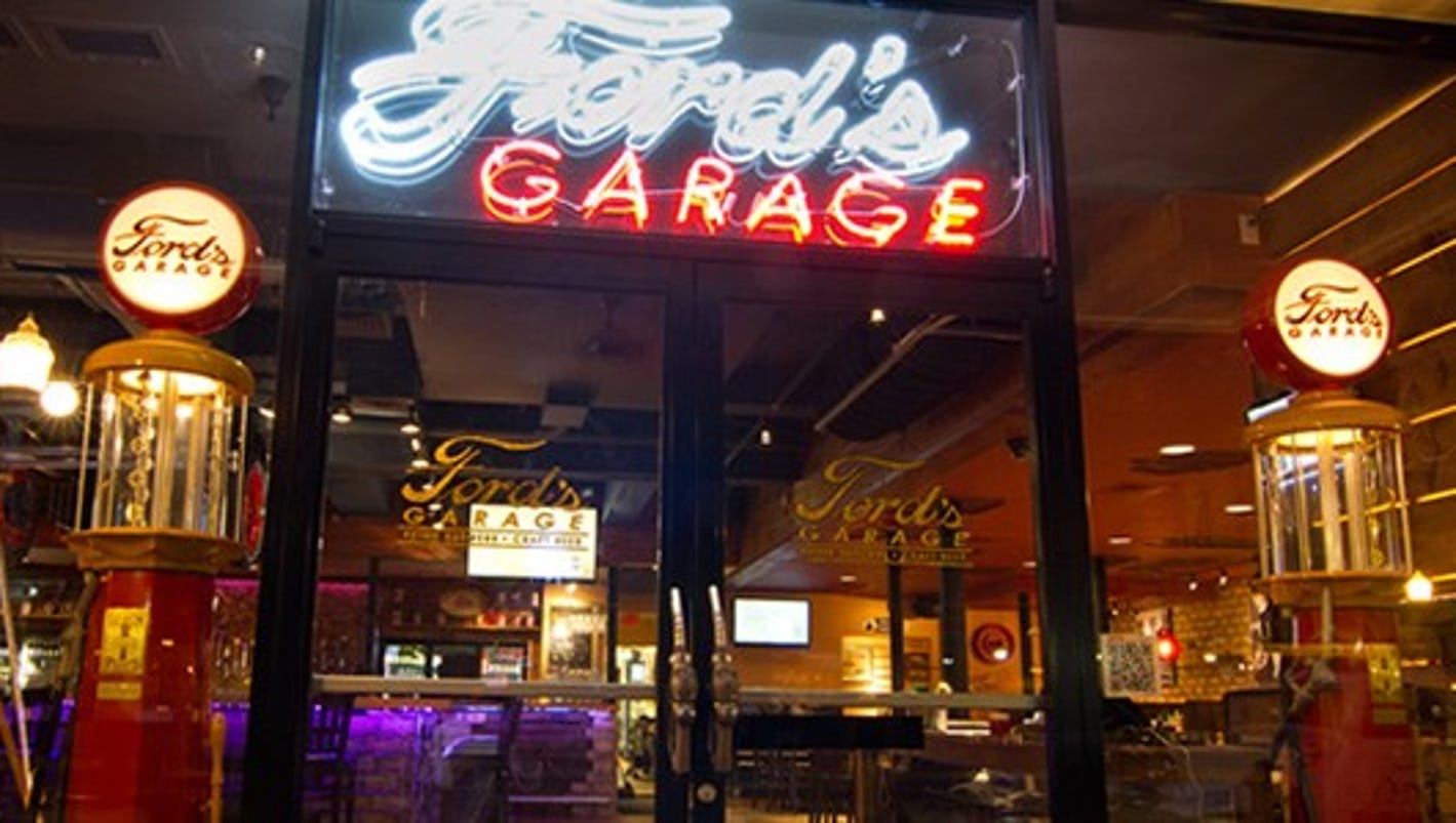 Ford 39 s garage lands historic rights to ford motor co - Ford garage restaurant cape coral ...