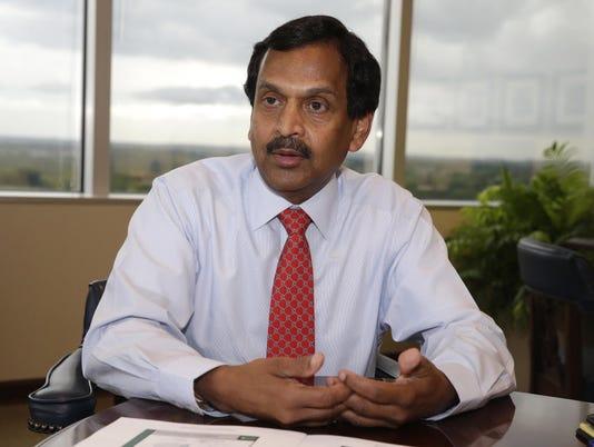 A.O. Smith CEO Ajita Rajendra