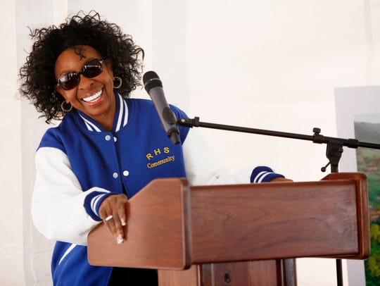 Singer Gladys Knight speaks about the plans she and