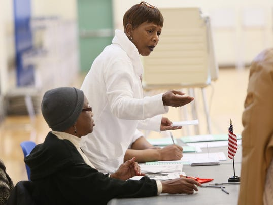 Detroit mayor vote