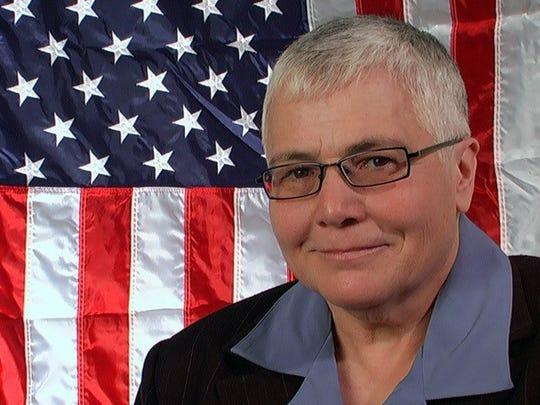 Laurette Giardino, candidate for Dutchess County Legislature, District 12