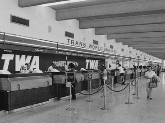 1980s: Airlines, international flights expand- Because