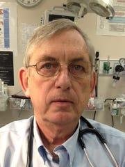 Dr. Ron Shemanski closed his practice in Oak Harbor