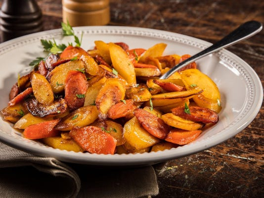 Parsnip recipe brings together its cousins carrots, parsley and cumin