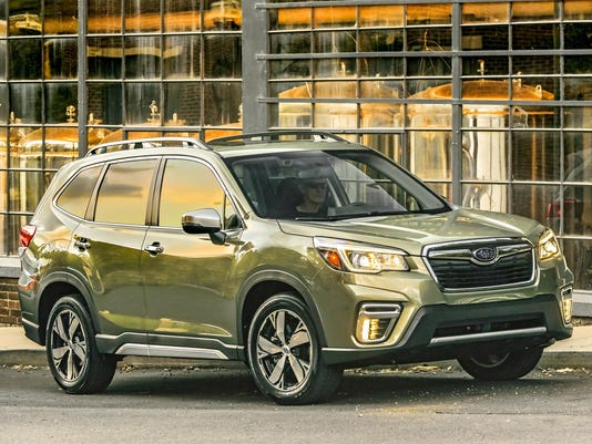 The 2019 Subaru Forester Can Be Your New Campsite