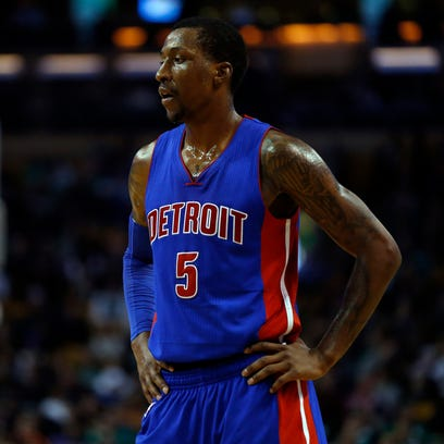 Pistons struggle when Kentavious Caldwell-Pope goes to bench