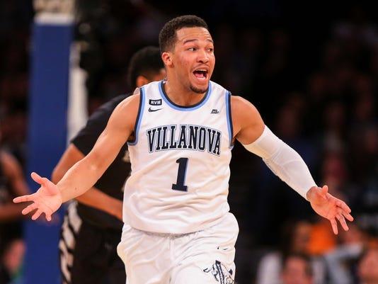 NCAA Basketball: Big East Conference Tournament-Villanova vs Butler