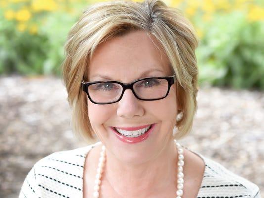Karen Williams of Louisville Tourism