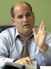 Mount Vernon Deputy Police Commissioner Joe Spiezio
