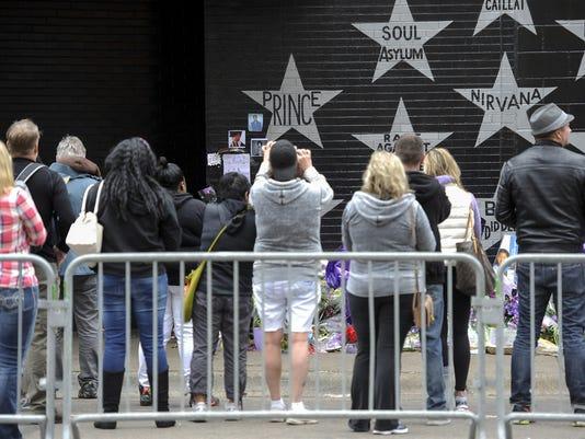 Legendary musician Prince dead at 57