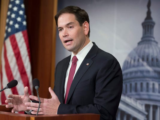 Republican Senator from Florida Marco Rubio