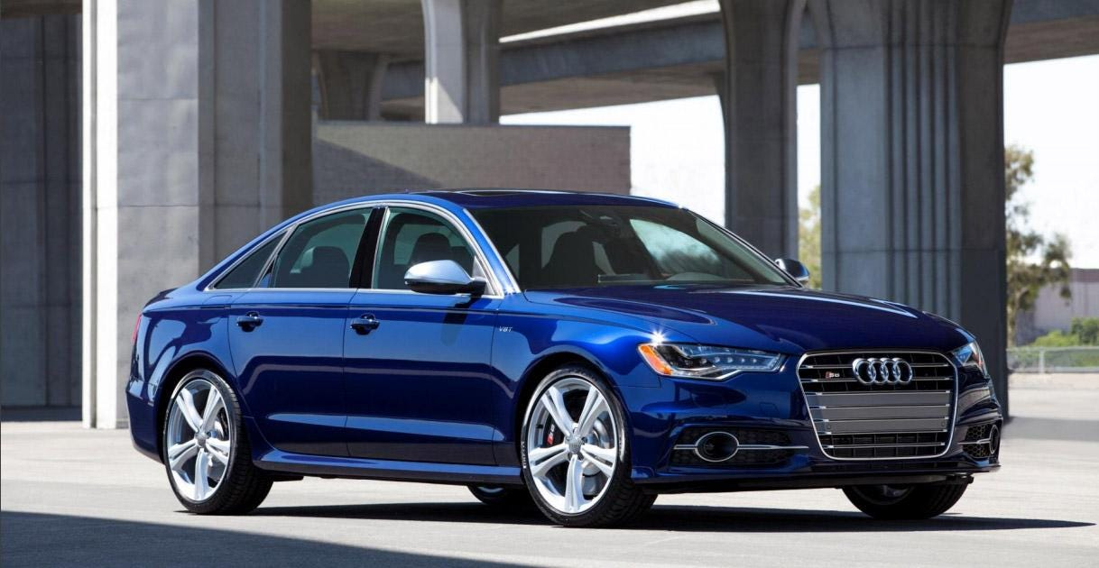 A 2014 Audi A6. The Recall Covers Certain A6 And A7 Cars From The 2012  Through 2014 Model Years. (Photo: Audi)