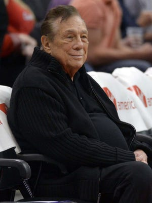 Donald Sterling, shown in March at a Clippers game, won't give up without a fight.