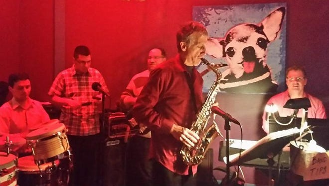 Sabor Latino Restaurant hosts a Latin music festival on Saturday, and among the performers will be members of Salsa Libre.