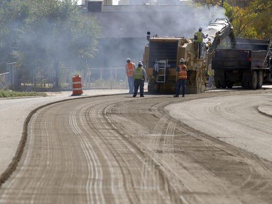road work lcl VRH