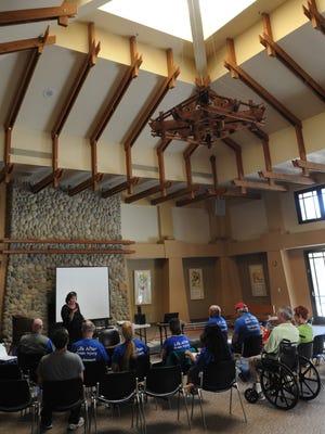 The American Jewish University Brandeis Bardin Institute in unincorporated hills borders the contaminated Santa Susana Field Lab outside Simi Valley.