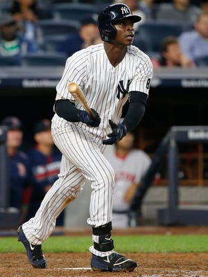Yankees' Didi Gregorius