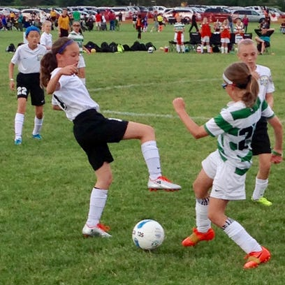 Opening night of the Canton Cup featured games such