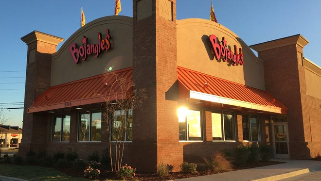 The first Bojangles in Montgomery is at 9066 Eastchase Parkway.