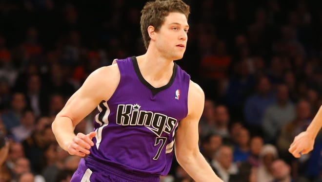 Sacramento Kings and point guard Jimmer Fredette are close to a buyout.