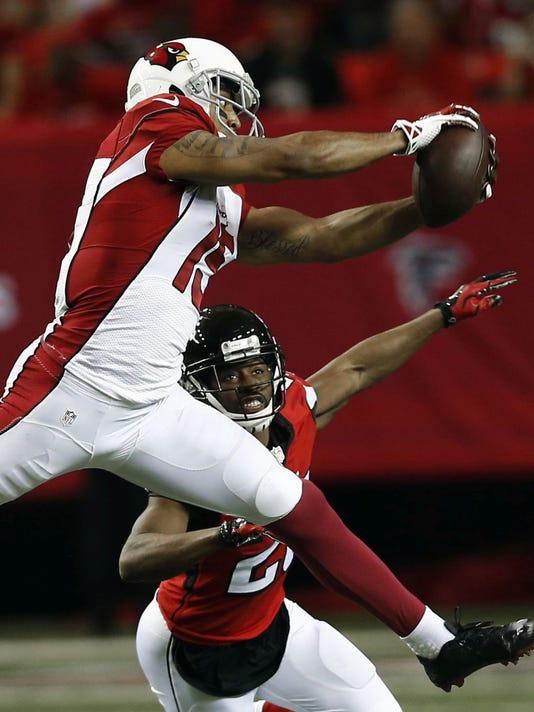 APTOPIX Cardinals Falcons Football