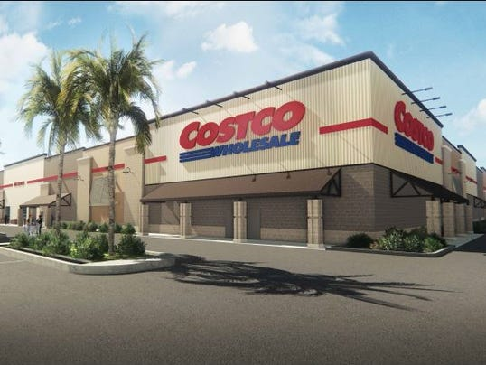 Costco rendering