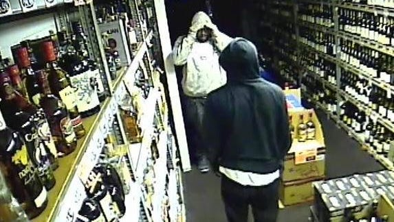 Covington police are asking for the public's assistance in identifying three suspects wanted in connection with burglarizing DEP's Liquor Outlet.