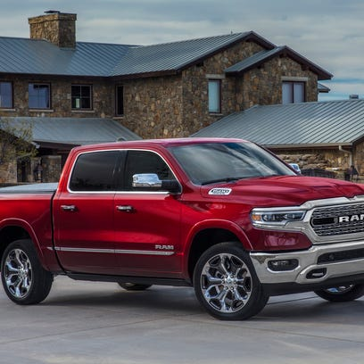 2019 Ram 1500 oozes comfort and convenience