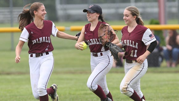 Valhalla defeated Rye Neck 11-0 to win the Section