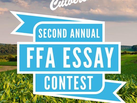 FFA Essay Contest