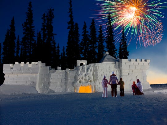 Check out the built-for-kids snowfort at Keystone Resort's Kidtopia.