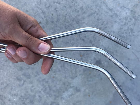Coastal Keepers is offering its help to any business switching from plastic to paper straws. The group is also offering reusable straws to those who are disabled.
